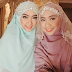 Style Gaun Pengantin Muslim Ala Artis yang Menginspirasi
