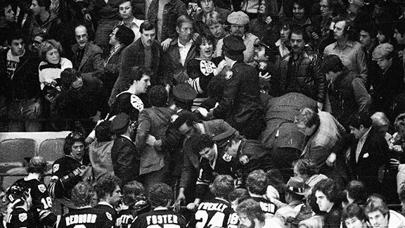 Hockey Blog In Canada: Mike Milbury Would Be Proud