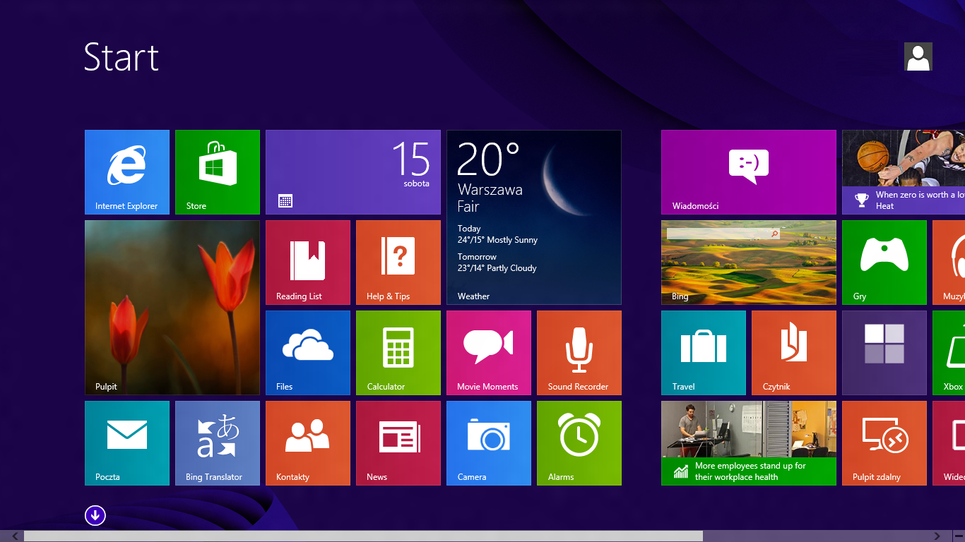 West Chester Technolgy Blog  Windows 8 1 Released Today