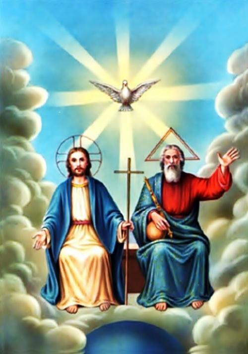 Oracion De Humildad Y Confianza A La Santisima Trinidad