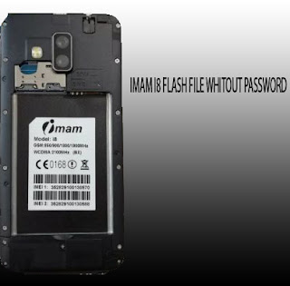 Imam i8 BX Official Firmware (flash file) Whitout password