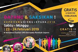 Expo KKN UNISNU Jepara akan Hadir di Depan Masjid Agung Jepara