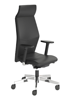 Eden Office Chair with Adjustable Arms