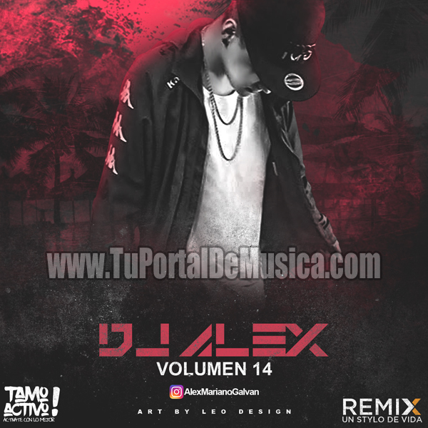 Dj Alex Volumen 14 (2017)