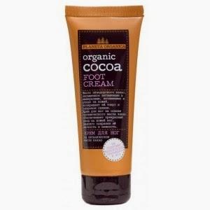 Kakaowy krem do rąk Organic Cocoa z Planeta Organica