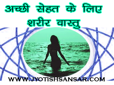 best health with vastu energy in hindi