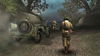Download Call Of Duty : Road To Victory PPSSPP