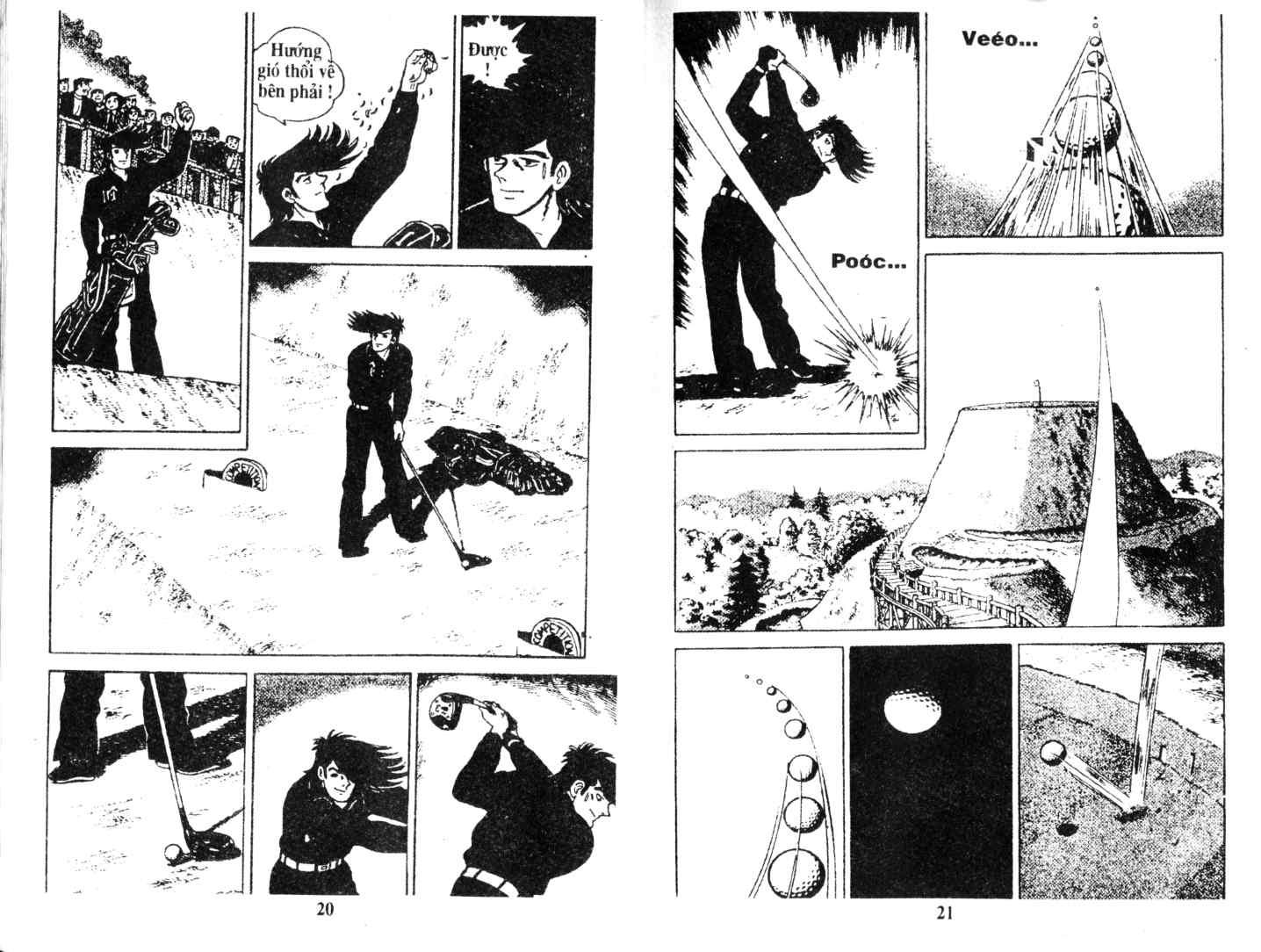 Ashita Tenki ni Naare chapter 7 trang 9