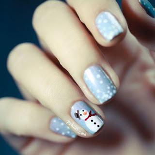 Inspiration neige Pinterest
