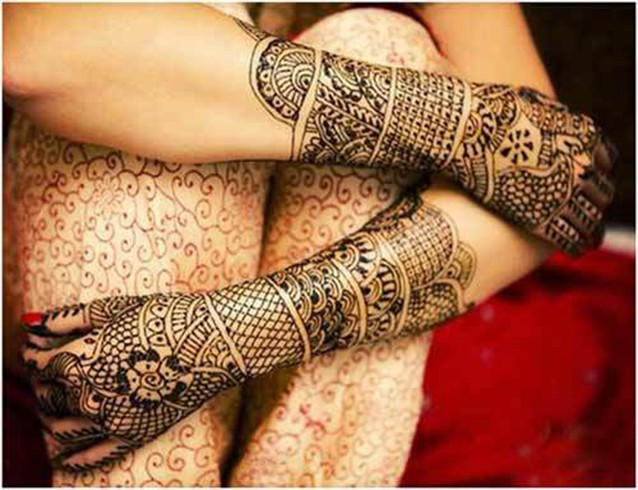 Latest Pakistani Mehndi