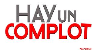 HAY UN COMPLOT | Teatro Patria