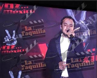 Miguel Ángel de La Academia Rechazado de La Voz México