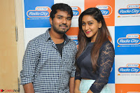 Shravya in skirt and tight top at Vana Villu Movie First Song launch at radio city 91.1 FM ~  Exclusive 137.JPG
