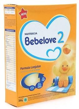 harga Susu Bebelove 2