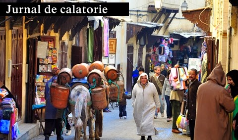 fes-maroc-jurnal-calatorie