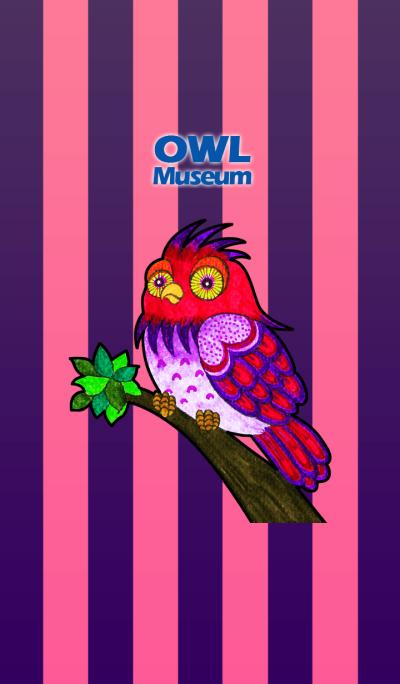 OWL Museum 96 - Wisdom Owl