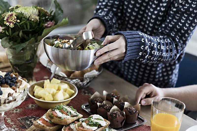 brunssi, ruoka, sunnuntai, food, brunch, koti, ruokailu, kattaus, Visualaddict, Frida Steiner, valokuvaaja