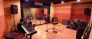 Belajar Bisnis Studio Musik