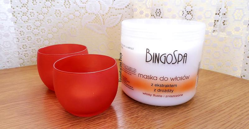maska drożdżowa bingo spa blog opinie recenzje