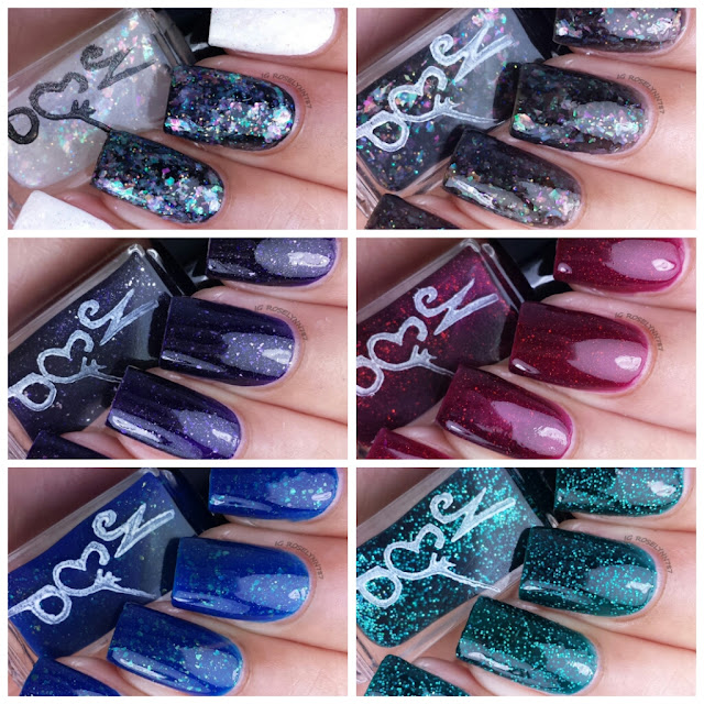 Nvr Enuff Polish - Minerals Rock Collection