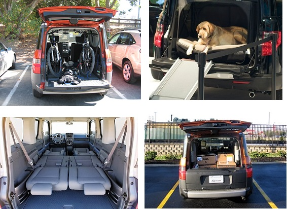 best car for tall people the honda element tall life. Black Bedroom Furniture Sets. Home Design Ideas