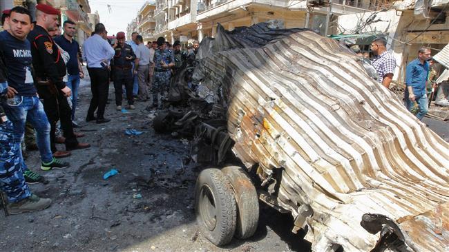 Blasts in Baghdad show terrorists' inherent animosity toward Islam: Iran