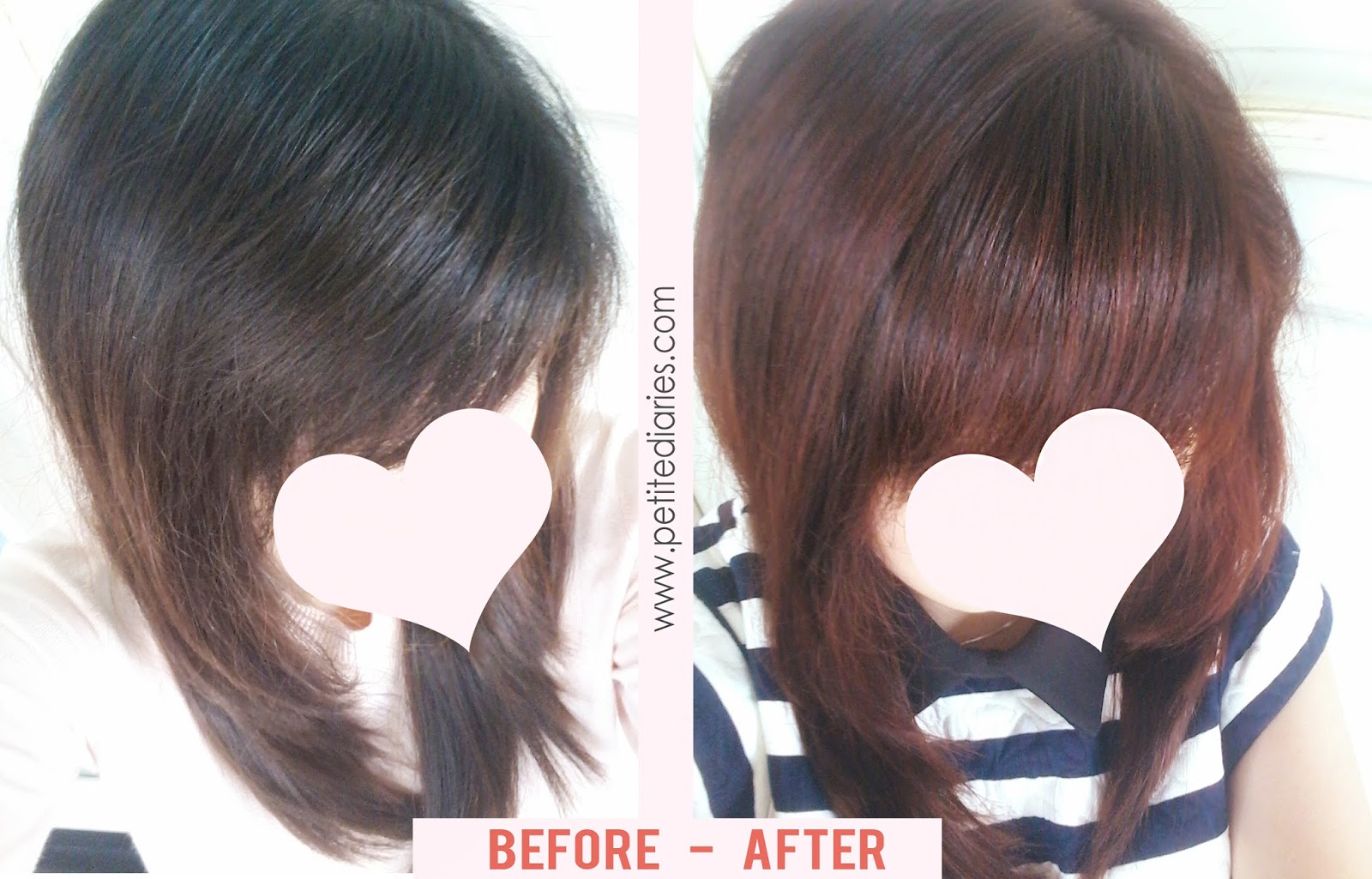 hair etude wine red