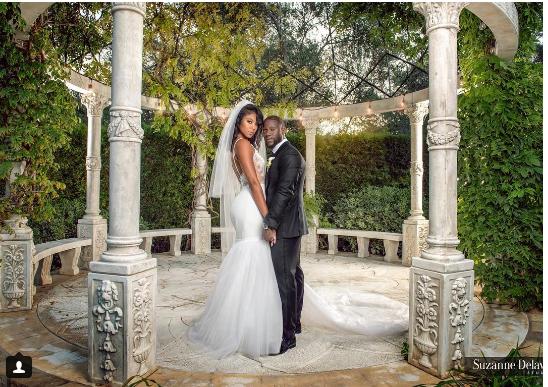 Kevin Hart's Lavish French Wedding Photos