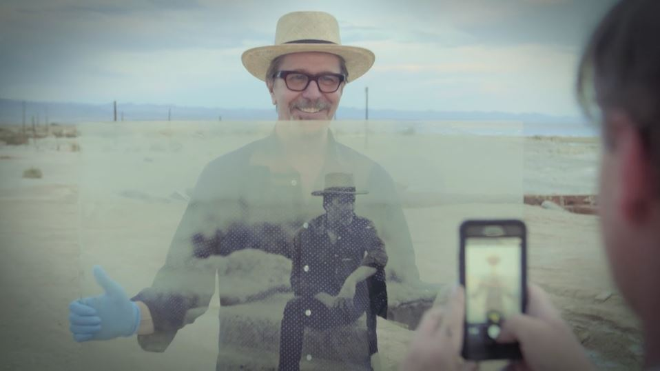 The Carnival of Dreams: Wet Plate Artist Ian Ruhter & Actor  Gary Oldman