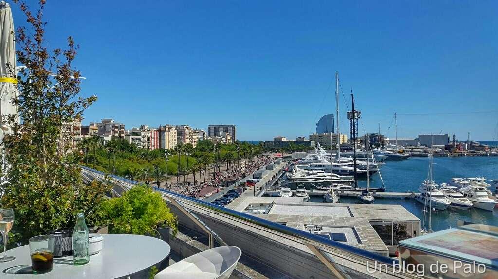 Barcelona Desde El Cielo Las Mejores Terrazas Ii Un Blog