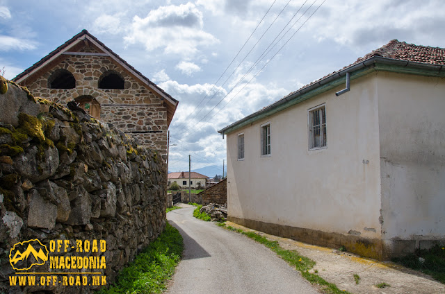 Brajčino village, Resen municipality, Macedonia