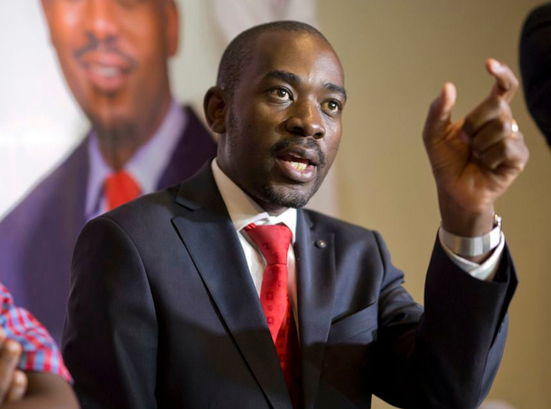 CHAMISA Invites Mnangagwa For Talks , Says My Doors Are Open – The Windows Too