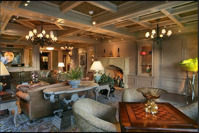 Luxury Life Design An Egyptian Style Home Settled In The