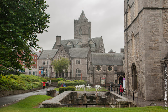 Catedral Christ Church Dublin Irlanda