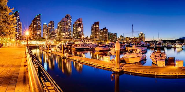 Vancouver no Canadá