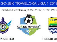 Prediksi Persegres Gresik United vs Persib Liga 1 2017