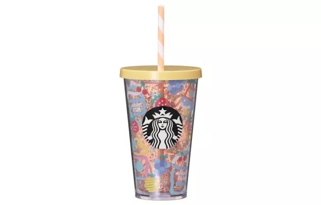 Cold Cup Tumbler Frappuccino Party