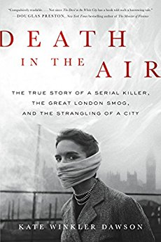 Book Review and GIVEAWAY - Death in the Air