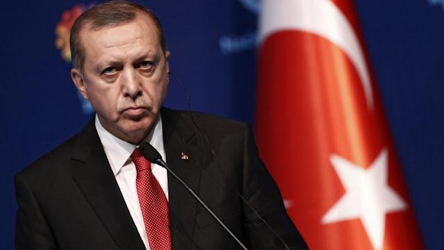 """Βρώμικο παιχνίδι Ερντογάν: Τώρα θέλει """"στήριξη"""" της Δύσης κατά των """"τρομοκρατών"""" του ΡΚΚ"""
