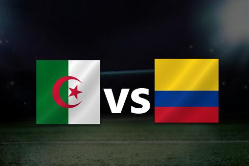 مباشر مشاهدة مباراة كولومبيا و الجزائر 15-10-2019 بث مباشر يوتيوب بدون تقطيع