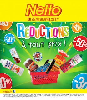 Catalogue Netto 25 au 30 Avril 2017