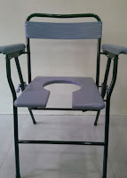 Commode Chair Cut Seats