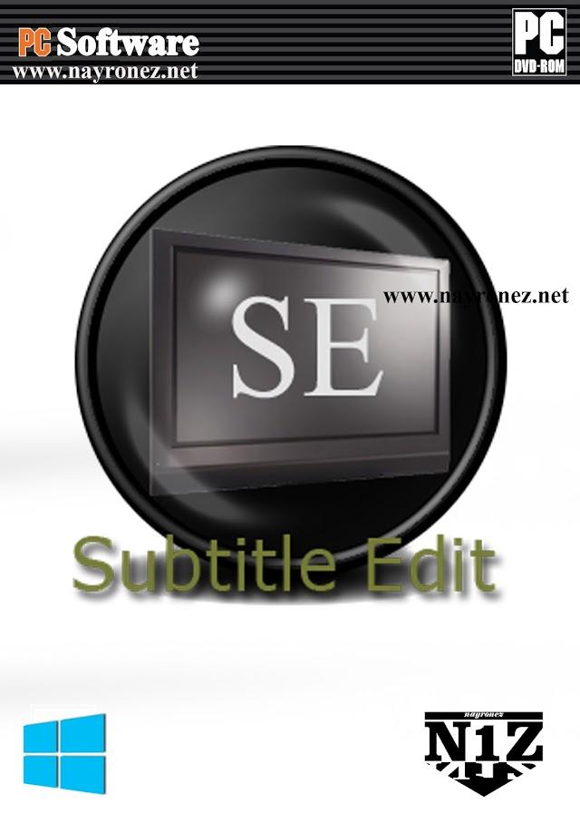 Download Subtitle Edit 3.5.4 Terbaru
