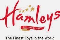 Hamleys Toy Store Logo