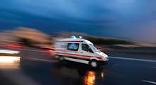 Tarsus'ta trafik kazası 1 ölü 1 ağır yaralı