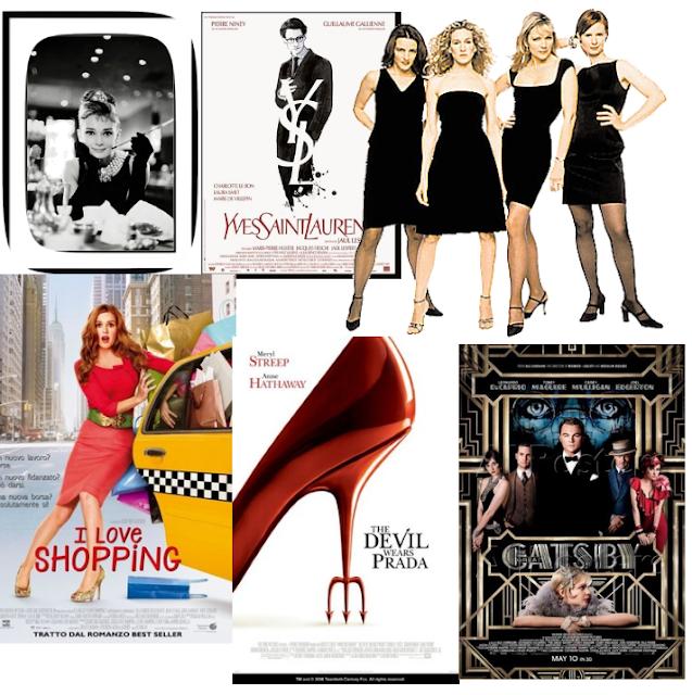 Fashion film. filmy przestawiająca modę