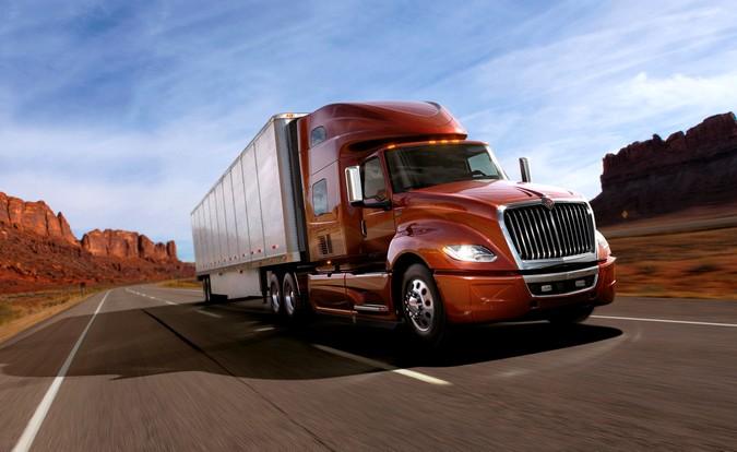 International Trucks apresenta a nova Série LT