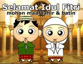Tata Cara Sholat Idul Fitri 1437 H
