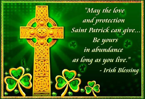 Happy St. Patrick's Day Or Paddy's Day 2017 Poems &  Poetries - Motivational Poems Of St. Patrick's Day