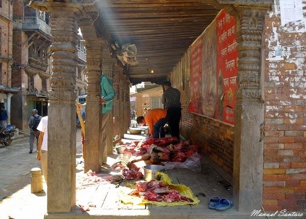 Bhaktapur, Dashain
